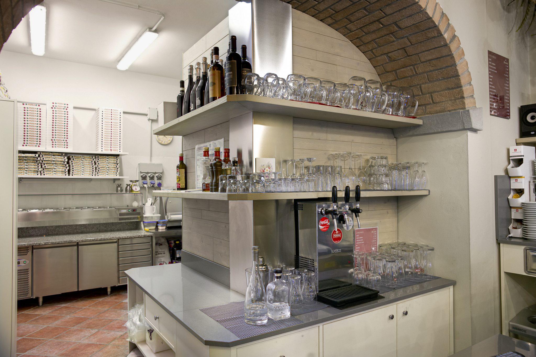 Pizzeria La Barchetta – Castelnuovo di Garfagnana (LU)